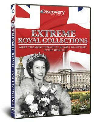 Queen Elizabeth II DIAMOND JUBILEE COLLECTION: EXTREME ROYAL COLL... - DVD  50LN