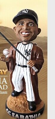 Jedi CC Sabathia 5/4/2019 New York Yankees MLB Star Wars Bobblehead SGA Mint New