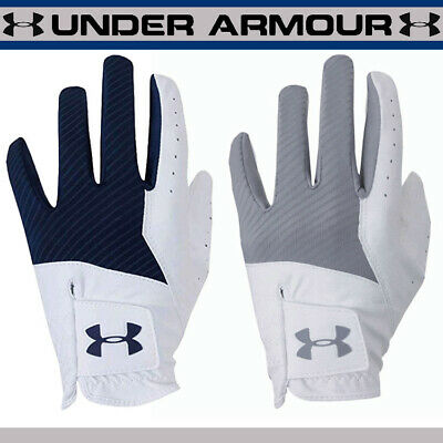*Under Armour '2019' Medal Golf Glove - All Colours - All Sizes - 10% Off Rrp!*