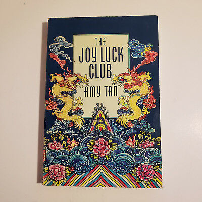The Joy Luck Club by Amy Tan 1989 Paperback Mother and Daughter Asian Lifestyle