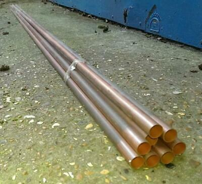 8 x 2M 15mm Copper Pipes