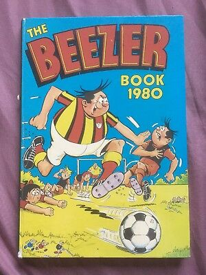 The Beezer Book Annual 1980 *** Unclipped ***