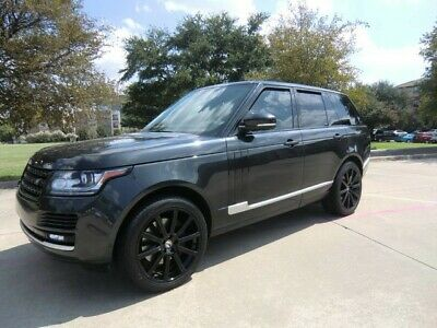 2015 Land Rover Range Rover  AWESOME 2015 RANGE ROVER SUPERCHARGED. LOADED.62 PICTURES .SEE DESCRIPTION