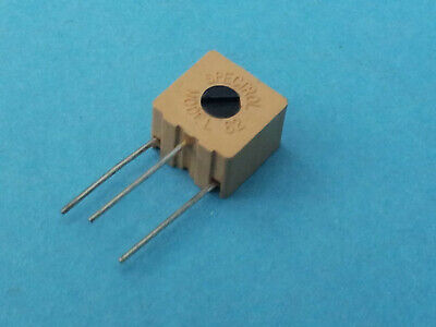 40x 100 Ohm Side Adjust Trimpot Variable Potentiometer Trimmer Resistor Spectrol