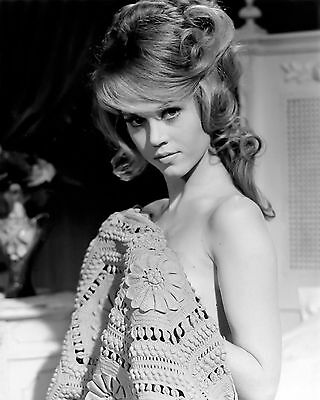 Jane Fonda 8x10 Photo Classic Vintage Celebrity Actress Print 71416