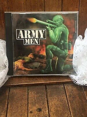 ARMY MEN RTS (PC, 2002) Army Men (PC, 1998) PC Game Lot