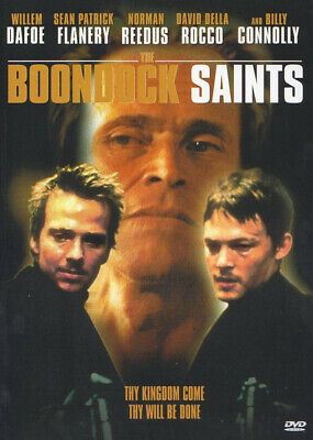 The Boondock Saints New DVD