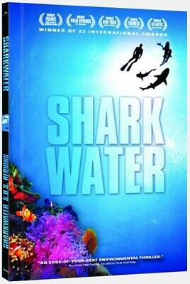 Sharkwater - Special Earth Day Edition(Bilingu New DVD