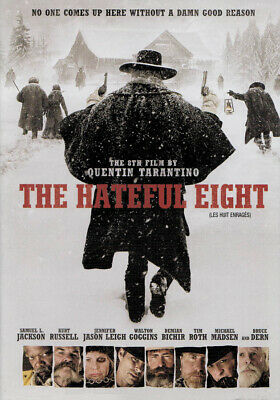 The Hateful Eight (Bilingual) (Canadian Releas New DVD