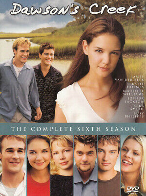 Dawson's Creek - The Complete Sixth (6) Stagione Nuovo DVD