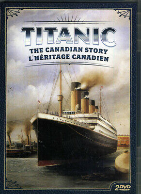 Titanic - The Canadian Story (L Heritage Canad Nuovo DVD