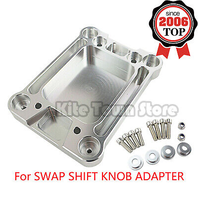 New Shifter Box Base Plate Race-Spec For K Series Swap For Acura Integra Civic