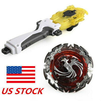 Dead Phoenix Burst Beyblade BOOSTER B-131 With Launcher Toy Gifts - USA Stock!