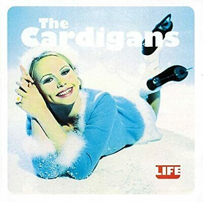 The Cardigans - Life - The Cardigans CD G8VG The Cheap Fast Free Post The Cheap