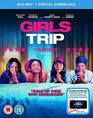 Girls Trip (BD + Digital Download) [Blu-ray] [2017] - DVD  2KVG The Cheap Fast