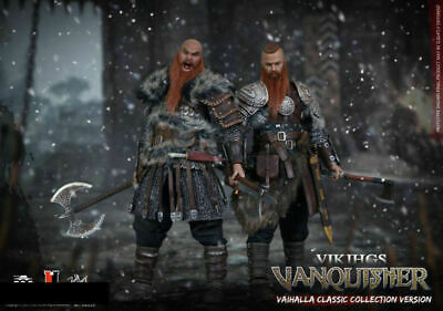 COOMODEL SE019 1/6 Viking Vanquisher Valhalla Set Classic Two Male Figure Set