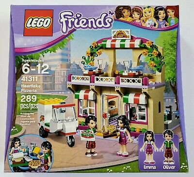 Lego Friends Heartlake Pizzeria Playset 41311 3001 Picclick
