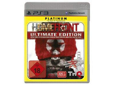 Homefront - Ultimate Edition [PlayStation 3] - SEHR GUT