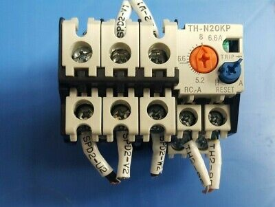 Mitsubishi Jem 1356-S W/ Th-N20Kp Overload Relay  (In21S1B1)