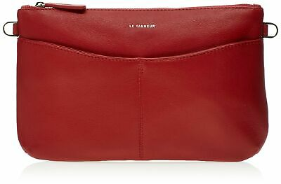 Le Tanneur Women's Valentine Ttv3a00 Make-up Pouches Red (Rouge)