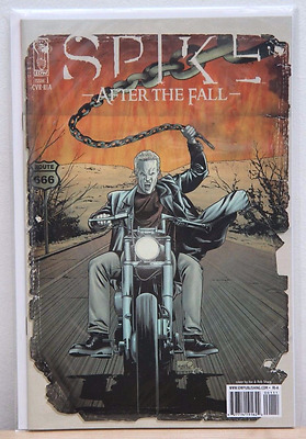 IDW PUBLISHING MAY083932 SPIKE AFTER THE FALL #1