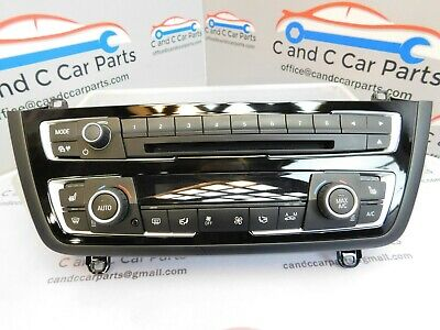 BMW 3 Series Climate Control Panel 9363546 6814187 17/4R