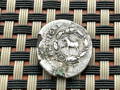 Silver Coin Of Domitian 81-96 Ad Ar Denarius Ancient Roman Coin