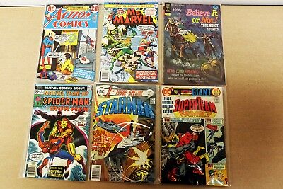 Old Comic Books for Sale - 70's, 80's