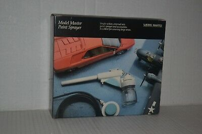 Model Master Paint Sprayer 50623 Single Action External Mix