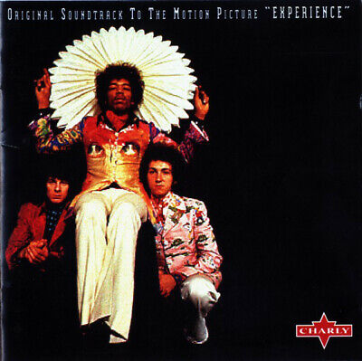 """Jimi Hendrix – OST To The Motion Picture """"Experience"""" (CD Unplayed + Unsealed)"""