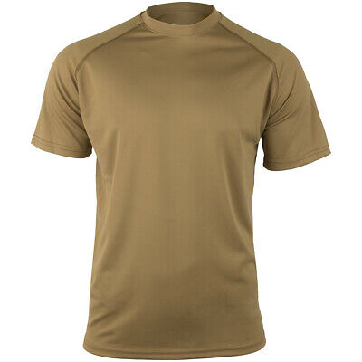 Viper Mesh-tech T-Shirt Athletic Quick Dry Outdoor Hiking Airsoft Running Coyote
