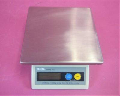 Tanita 1144 Portable Mini Scale Balance Laboratory Lab Food Service 0-5000g DC
