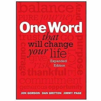 NEW - One Word That Will Change Your Life, Expanded Edition