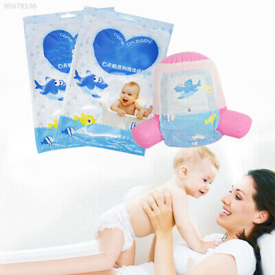 EBB9 Nonwoven Fabric Newborn Diapers Pants Nappy Cover Nappy Swimming