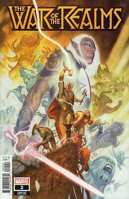 War of the Realms Nr. 2 (2019), 1:50 Variant Cover, Neuware, new