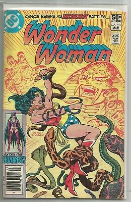 wonder woman #277 (DC MAR 1981)