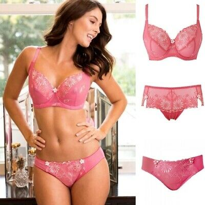 Clearance.....Pour Moi 7702 St Tropez Full Cup Bra Raspberry 32-44 C to J
