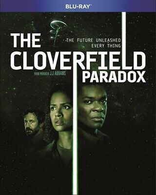 THE CLOVERFIELD PARADOX New Sealed Blu-ray
