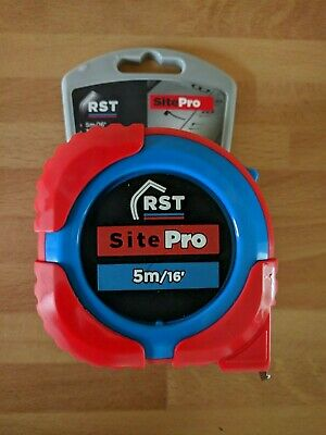 RST Site Pro Double Sided 5m/16' Tape Measure
