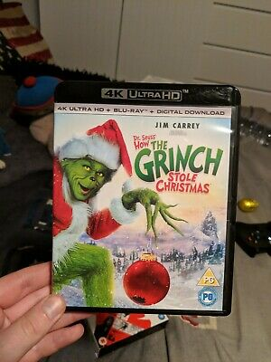 How the grinch stole christmas 4k