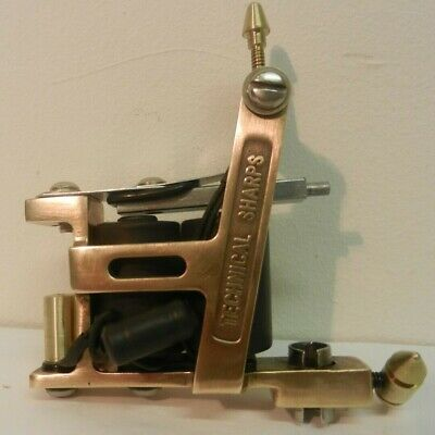 copper technical hybrid tattoo machine liner NOT micky sharpz