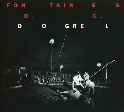 FONTAINES DC Dogrel New CD Album / Free Delivery