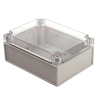 IP66 Junction Box Electrical Project Enclosure 125x175x75mm for Outdoor Use