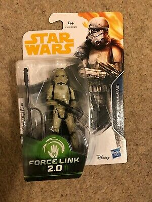 Stormtrooper (Mimban) Solo Star Wars figure Force Link 2.0 - New and unopened