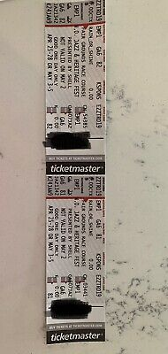 2 Tickets To Jazz Fest 2019 New Orleans