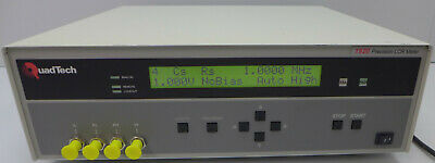 QuadTech 1920 5 Digit LCR Meter Tested and Working