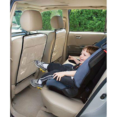 Set of 4 Protection Cover Seatback Rear Car Seat Car Child Baby New