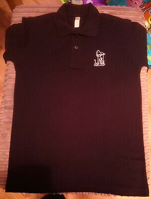 David Gilmour Pink Floyd Signature Rare Polo Shirt Men's S £15 Offers Accepted