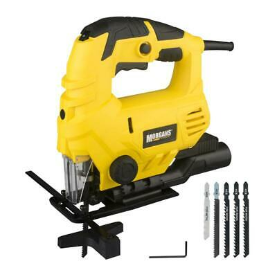 Jigsaw 650W Compact Cutting Variable Speeds Corded Electric