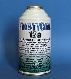 "12a Refrigerant ""18 oz Equivalent"" 1 can Frosty"